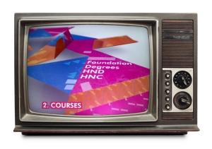 DVC TV Advert Comp on TV